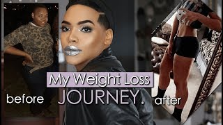 My Weight Loss Journey/Story (Highly Requested) | HeFlawless