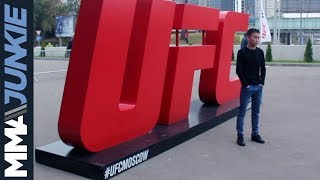 MMAjunkie recaps day #1 in Moscow for UFC Fight Night 136: Hunt vs. Oleinik