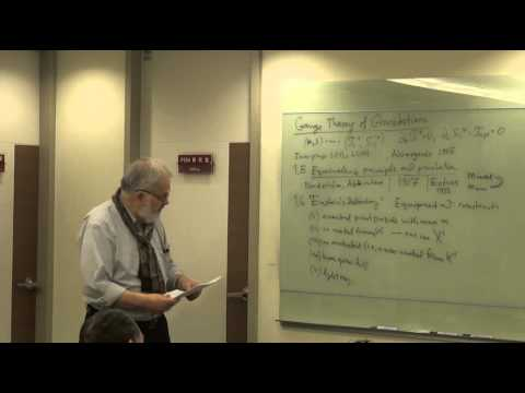 Gauge Theories of Gravitation, Lecture 2 Part 1