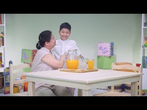 Tang #WeAreHomemade: Pedro family