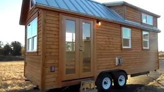 Oregon Cottage Company 22' Ynez Ashland Tiny House