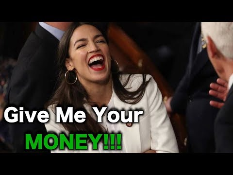 AOC Wants You To Pay Her Debt