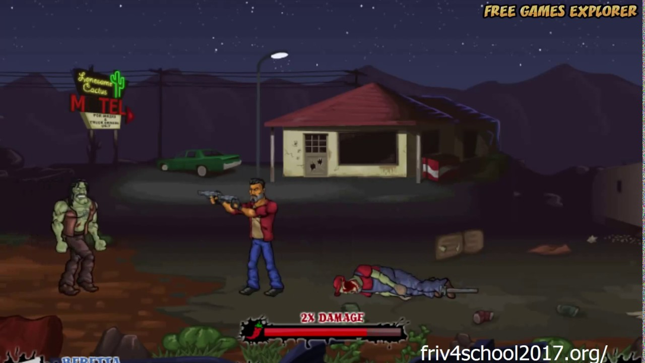 Friv4school 2017 ☠ Play Tequila Zombies 2 - Zombie Game on Friv 2017