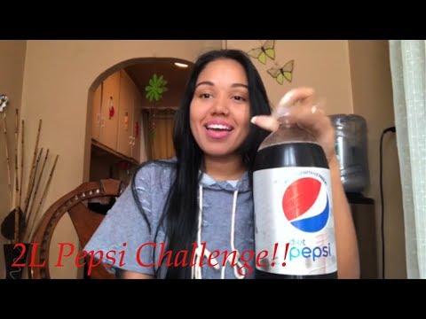 2L Diet Pepsi Challenge