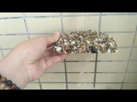 natural gravel stone resin bound driveway China pu resin factory