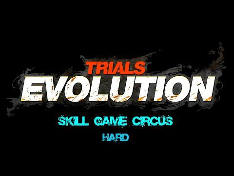 Trials Evolution : Gold Edition - 25 - Skill Game Circus - Hard  