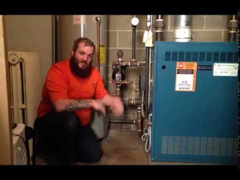 How your STEAM boiler works
