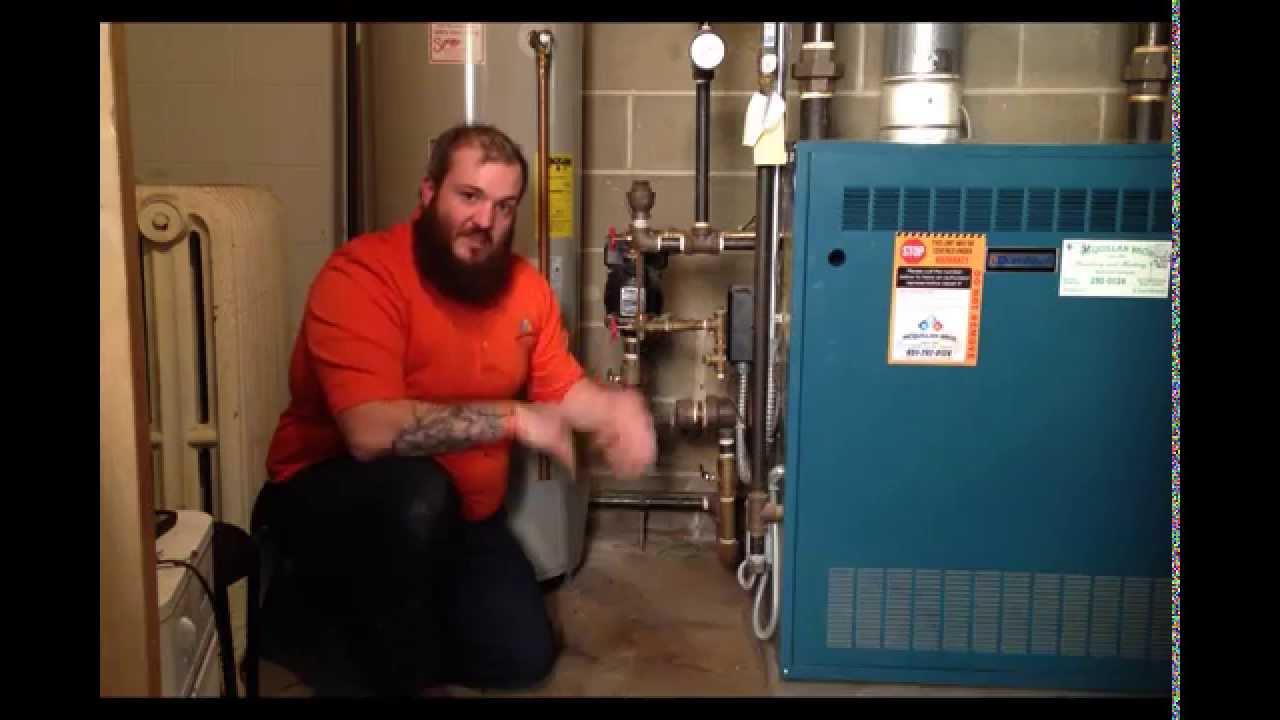 How your STEAM boiler works - YouTube