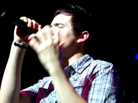 David Archuleta SOMEBODY OUT THERE  Sioux Falls FRONT ROW