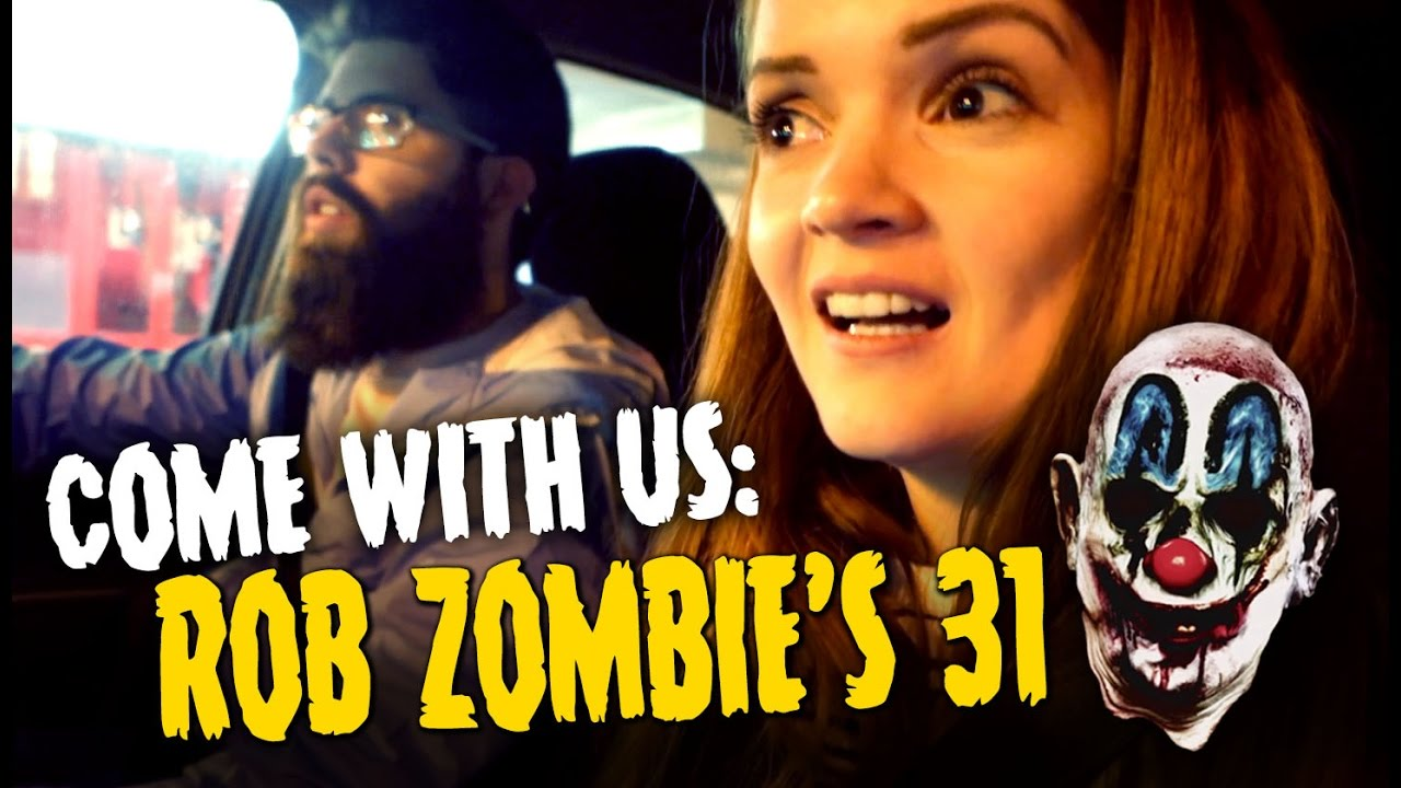 Download COME WITH US REVIEW: Rob Zombie's 31 !