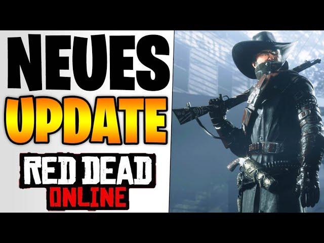 ENDLICH NEWS - Neues Update & Standalone am 1. Dezember | Red Dead Redemption 2 Online deutsch