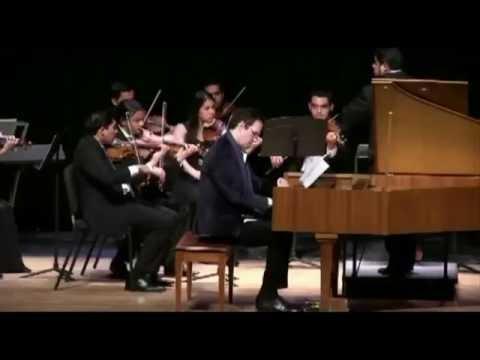 Concierto para Clavecín No. 1 en Re menor, BWV 1052 - J. S. Bach
