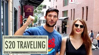Hong Kong: Traveling for $20 A Day - Ep 17