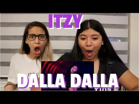 Lagu Video Itzy 달라달라 Dalla Dalla  Mv Reaction!!! Terbaru