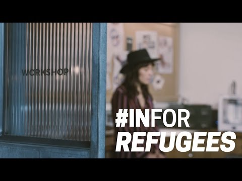 Lliana Bird Is #Infor Refugees - Are You Too?