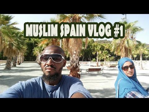 MUSLIM SPAIN VLOG #1 | Malaga & Cordoba