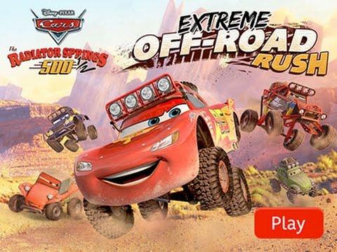Off road car games online