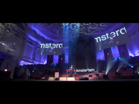 Africa means business: Peter Nguura at TEDxAmsterdam