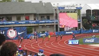 Women's 200m FINAL: 2016 U.S. Olympic Track & Field Trials (Allyson Felix doesn't make team)