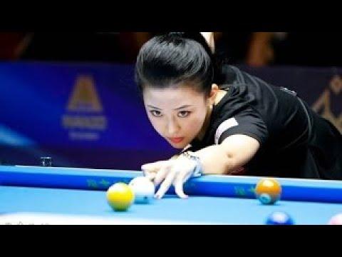 [Billards 2017] Pan Xiaoting 潘晓婷 vs. Ronnie O'Sullivan | Exhibition 9 Ball