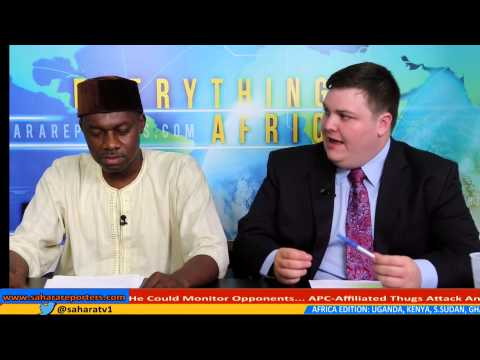 THE AFRICA EDITION: Another Potpourri On African Issues [11 July 2015]