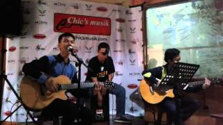 TES - Time Is Running Out (Muse Cover) @chics music rawamangun