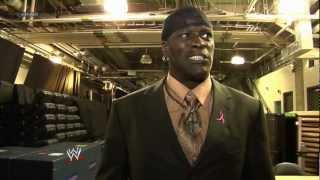 Backstage Fallout - Spreading the truth - Raw - October 29, 2012