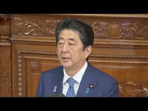 Japanese PM outlines priorities at start of special session of parliament