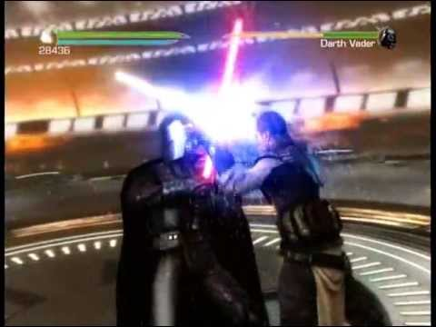 Star Wars The Force Unleashed II: Part 13- The Confrontation |
