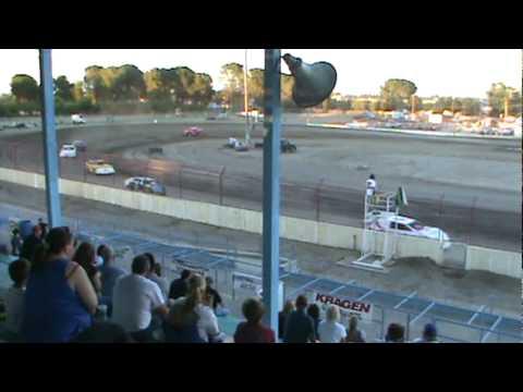 Orland Raceway 6-12-10/4 Cyl Mod Heat Race