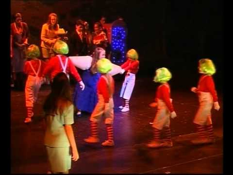 Oompa Loompa from Charlie and the Chocolate Factory 2011 (Essex)