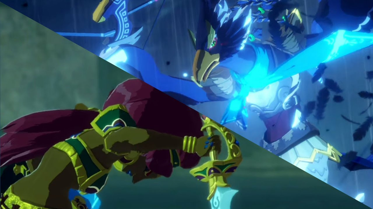 Hyrule Warriors Age Of Calamity 14 Chapter 5 Air And Lightning Very Hard Youtube