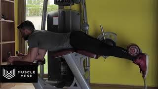 Lying Leg Curl - Musclemesh Egzersiz Hareketleri - Bacak