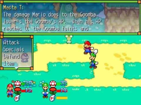 Super Mario RPG - Legend of the Seven Sages Episode 1