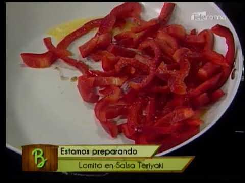 Lomito en Salsa Teriyaki