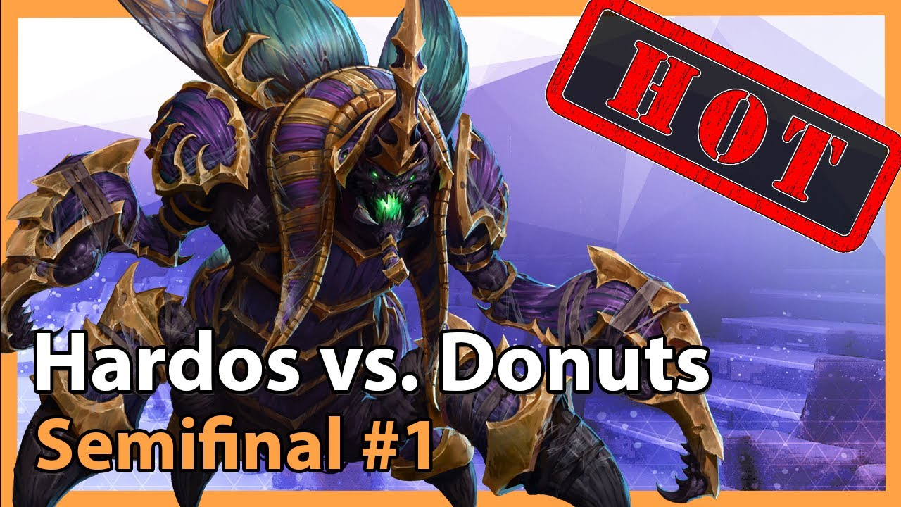 Hardos vs. Donuts - Masters Clash Q2 - Heroes of the Storm 2021