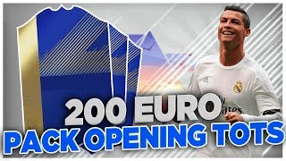 200€ PACK OPENING PER I TEAM OF THE SEASON!  [FIFA 18]