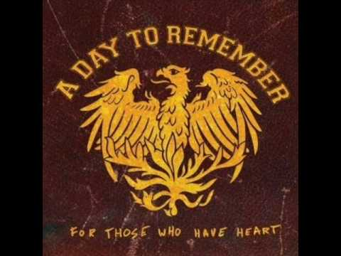 A Day To RememberMonument music and lyrics