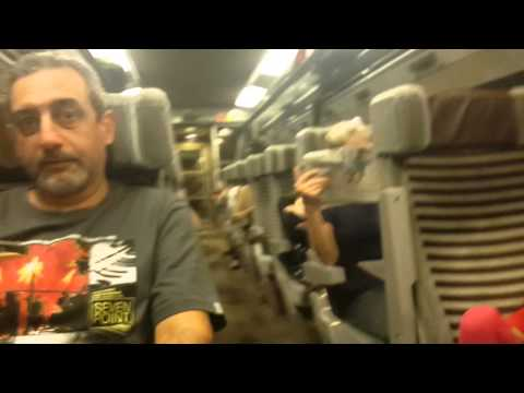 Tren bala bajo el canal de la mancha - Eurotunel