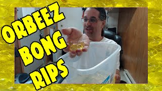 Diffuser Beads ORBEEZ and Coconut Oreos Review Smoking Weed reviewin cookies