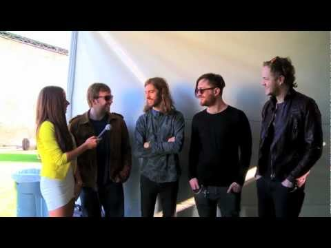 Imagine Dragons Interview!!!