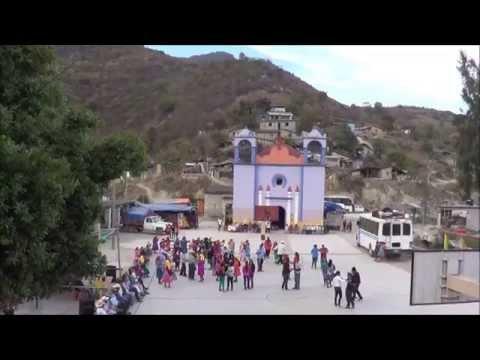 Audición y despedida de bandas en Santa Catarina Albarradas