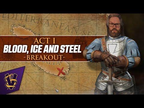 AOE3:DE Campaign | Act 1 | Ep 1 Breakout