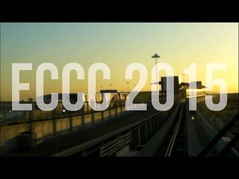 [CON VLOG] ECCC 2015