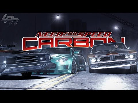 Absturzgefahr bei Angie?! - NEED FOR SPEED CARBON Part 8 | Lets Play