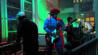Mutagenicos - El loco del Garage - La Nube Cafe Teatro 03 05 2014