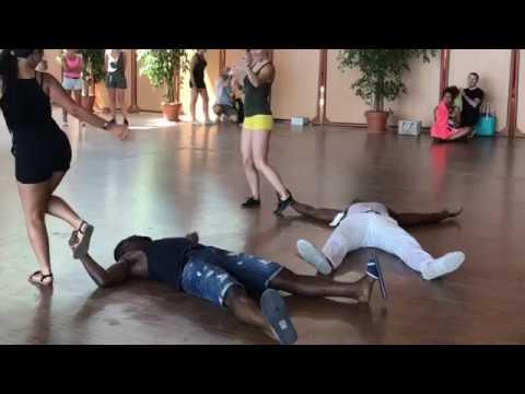 Semba Show by Jonathan Kani & Landry