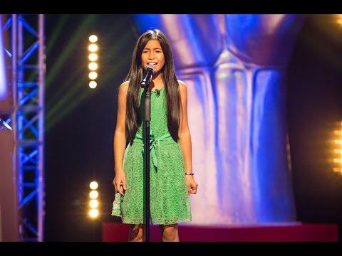 Precious – 'Titanium' | Blind Audition | The Voice Kids | VTM