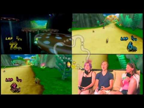 Mario Kart Wii Mommio Kart Wee Youtube
