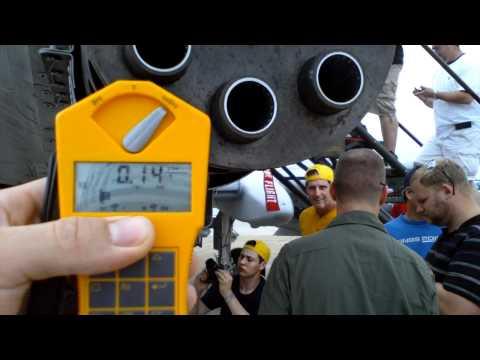 Radioactive Gun GAU 8